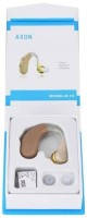Axon BTE Sound Amplifier B-13 Behind The Ear Hearing Aid (Beige)