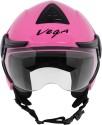 Vega Verve Motorsports Helmet - M - Pink