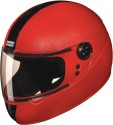 Studds Chrome Elite Motorsports Helmet - L - Red