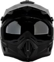 Vega Off Road Motorsports Helmet - M - Gloss Black