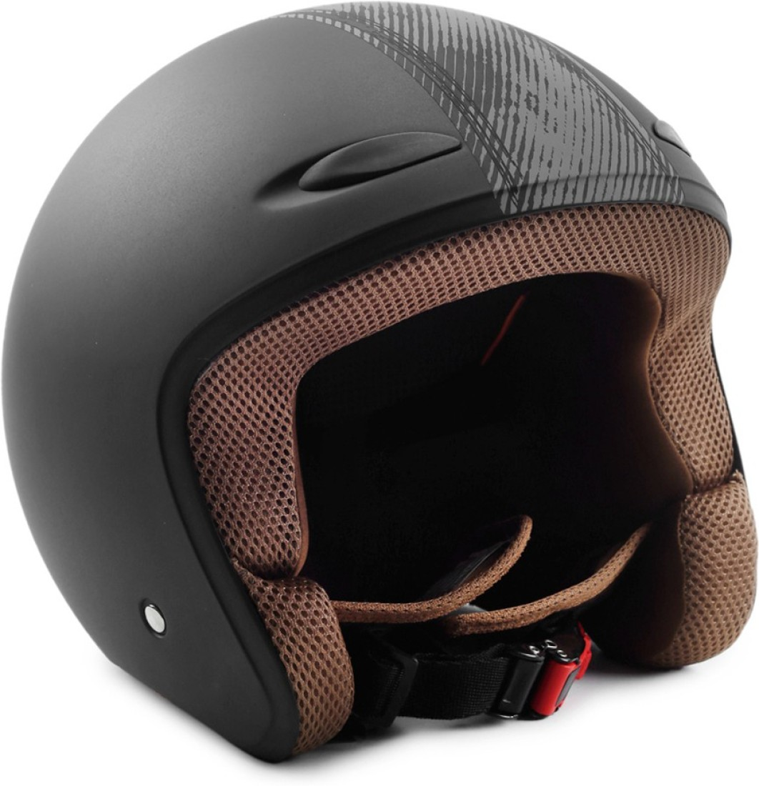 Fastrack Half Face Motorsports Helmet - L - Buy Fastrack ...