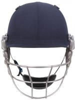 Shrey Pro Guard Titanium Visor Cricket Helmet - L (Navy Blue)