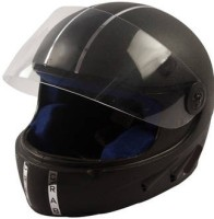 Speedking Sp-Black Motorbike Helmet - M (Black)
