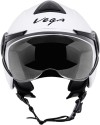 Vega Verve Motorsports Helmet - M - White