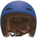 Fastrack Half Face Motorsports Helmet - Large - Blue Matt