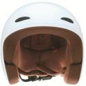 Fastrack Half Face Motorsports Helmet - Medium - White Glossy
