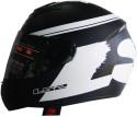 LS2 Bulky Motorsports Helmet - L - Bulky Matt Black