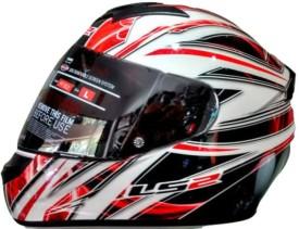 LS2 Blast Motorbike Helmet - L
