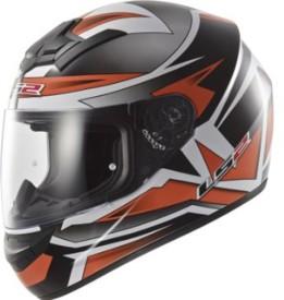 LS2 Ff352 Gamma Motorbike Helmet - L
