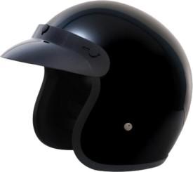 Vega Jet Motorsports Helmet - M - Gloss Black