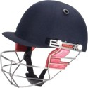 Slazenger Amateur Cricket Helmet - Large - Navy Blue