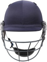 Shrey Armor Mild Steel Visor Cricket Helmet - M (Navy Blue)
