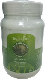 Biotique Henna Biotique Bio Henna Fresh Powder Hair Color for Dark Hair