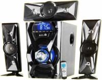 Jack Martin JM-355MUF 70 Watts RMS 3.1 Channel with USB, FM Radio & Remote Mini Hi-Fi System