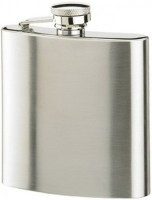 DSA HP8OZ Stainless Steel Hip Flask (236 Ml)