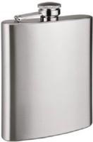 Protos Slim Screw Cap Stainless Steel Hip Flask (200 Ml)