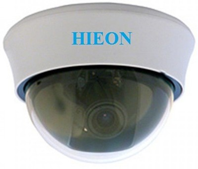 Hieon Dome 480 Tv Lines 1 Channel Home Security Camera available at Flipkart for Rs.1050