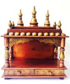 D Dass Wooden Home Temple