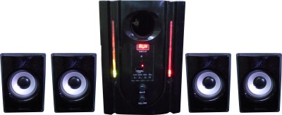 SNECOM GE 902 4.1 Home Theatre System (LED TV, TV, DVD, PC, Laptop,Tablet,, Mobile, MP3, player etc)