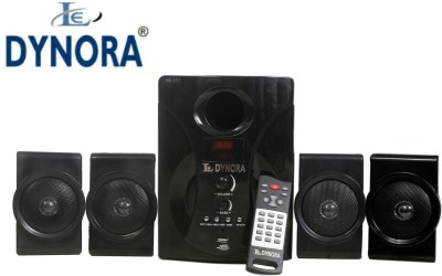 LE-DYNORA LD-TM111 4.1 Home Theatre System (USB, AUX IN)