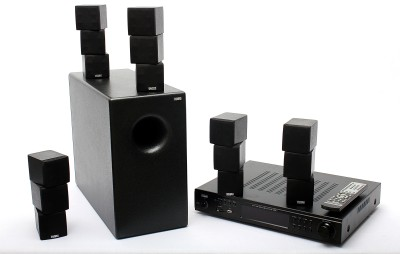 Panda Audio KV-9898 5.1 Home Theatre System (DVD)