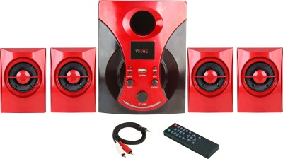 Vsure Vht-4003bt 4.1 Home Theatre System (Audio Player)