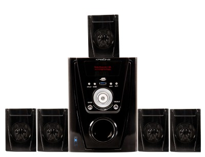KRISONS KR-5.1 5.1 Home Theatre System (MP3)