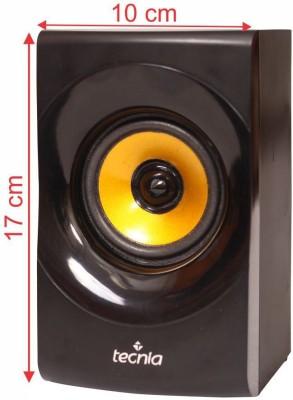Tecnia TA 444FM 4.1 Home Theatre System (DVD)