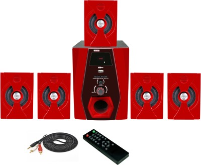 Vsure VHT-5008BT with BLUETOOTH,USB,FM & AUX-IN 5.1 Home Theatre System (led tv, Dvd, Pc, Laptop, Mobile, Tablets, Mp3/mp4 player etc.)