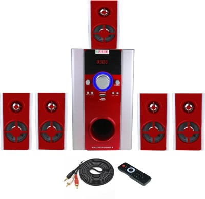 Vsure Vht-5006bt 5.1 Home Theatre System (Audio Player)