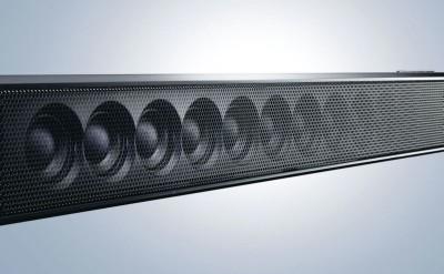 Yamaha YSP 2500 7.1 Home Theatre System (Digital Amplifier)