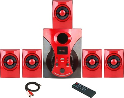 Vsure Vht-5000bt 5.1 Home Theatre System (Audio Player)