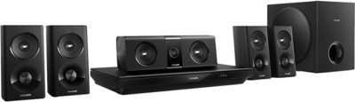 Philips HTB 3520 5.1 Home Theatre System (blu ray)