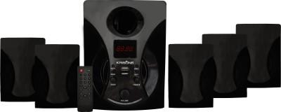 KRISONS KT-5.1BT 5.1 Home Theatre System (MP3, FM)