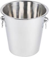King International Stainless Steel Ice Bucket (Steel 3.8 L)