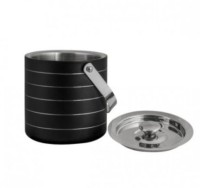 King Traders Stainless Steel Ice Bucket