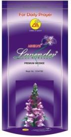 Ashika's Lavender Zipper Pouch For Daily Prayer 150 Incense Sticks