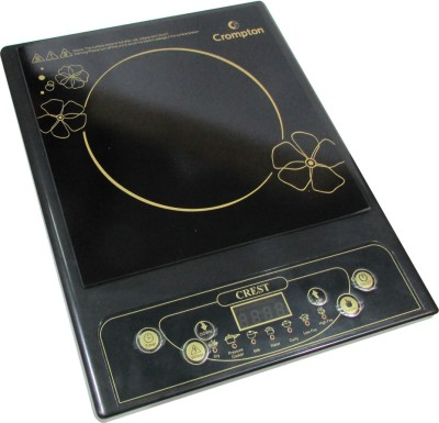 Crompton Greaves Crest 1500W Induction Cooktop