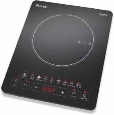 Preethi Excel Plus 117 1600W Induction Cooktop