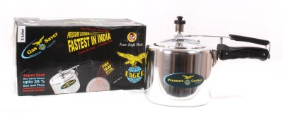 Eagle Home 5 L Pressure Cooker (Aluminium)