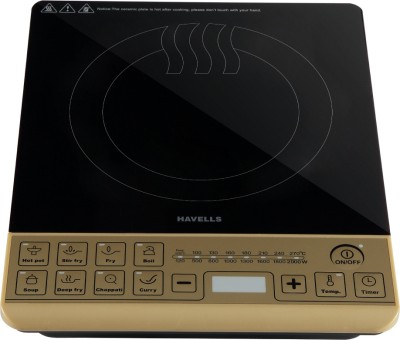 Havells ST-X 2000W Induction Cooktop