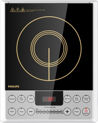 Buy Philips HD4929/01 Induction Cooktop: Induction Cook Top
