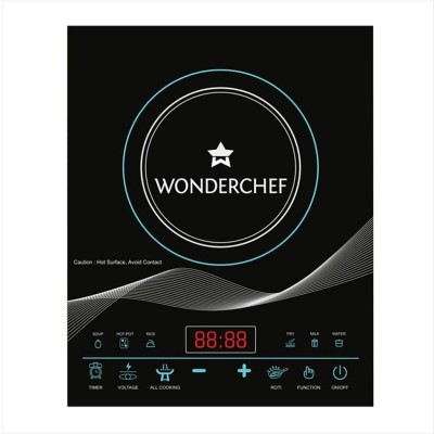 Wonderchef WCF-C12 Induction Cooktop
