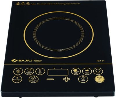 Bajaj Majesty ICX 21 Induction Cook Top