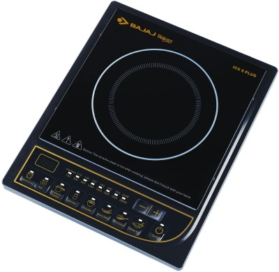 Buy Bajaj Majesty ICX 8 Plus Induction Cooktop: Induction Cook Top