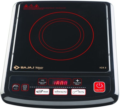 Bajaj Majesty ICX 2 Induction Cook Top