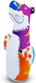 Cp Bigbasket Tiger Inflatable Hit Me