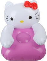Yash Novelty Hello Kitty For Kids Inflatable Chair (Pink)