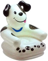 Alexus Dog Inflatable Chair (White)