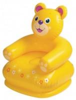 Alexus Bear Inflatable Chair (Yellow)